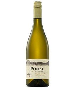Chardonnay Chardonnay, Ponzi Vineyards, Willamette Valley, OR, 2016
