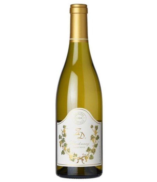 "Chardonnay Chardonnay ""50th Anniversary"",  ZD Wines, Napa, CA, 2018"