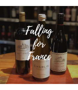 3-Pak Falling for France – 3-Pak