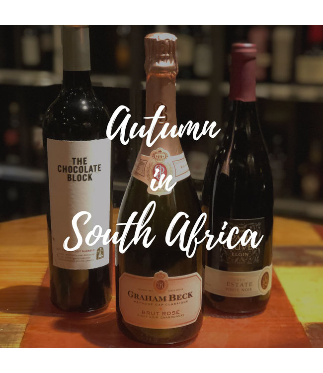 3-Pak Autumn in South Africa – 3-Pak
