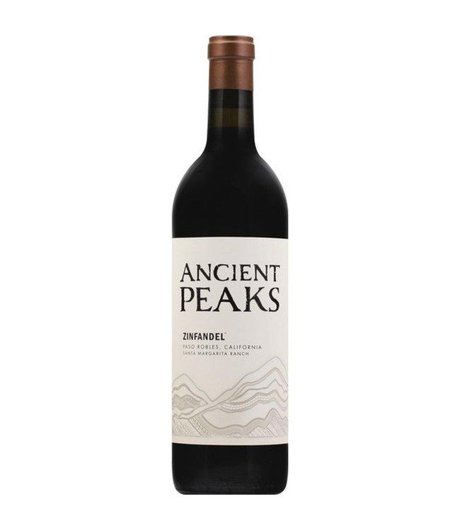 Zinfandel Zinfandel, Ancient Peaks, Paso Robles, CA, 2018