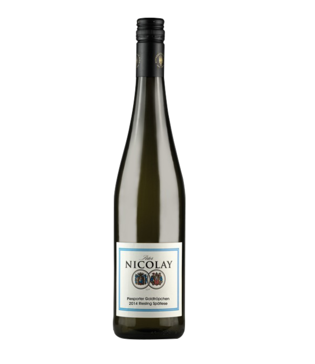 Riesling Riesling, Peter Nicolay, Mosel, DE, 2018