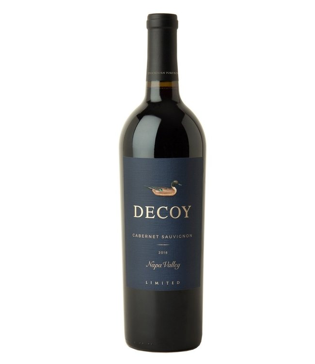 "Red Blend Red Blend ""Decoy Limited"", Napa Valley, CA, 2018"