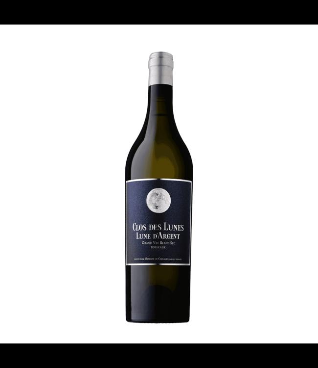 Bordeaux Clos de Lunes, Lunes D'Argent, Bordeaux Blanc Sec, FR, 2018