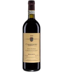 "Reds other Vino Nobile di Montepulciano ""Riserva"", Carpineto, IT, 2015"