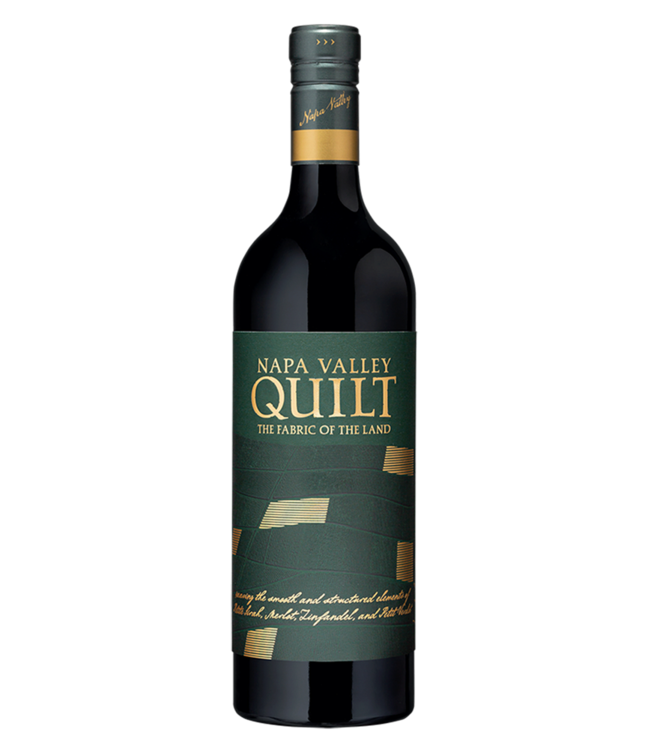 Red Blend Red Blend, Quilt, Napa Valley, CA, 2018