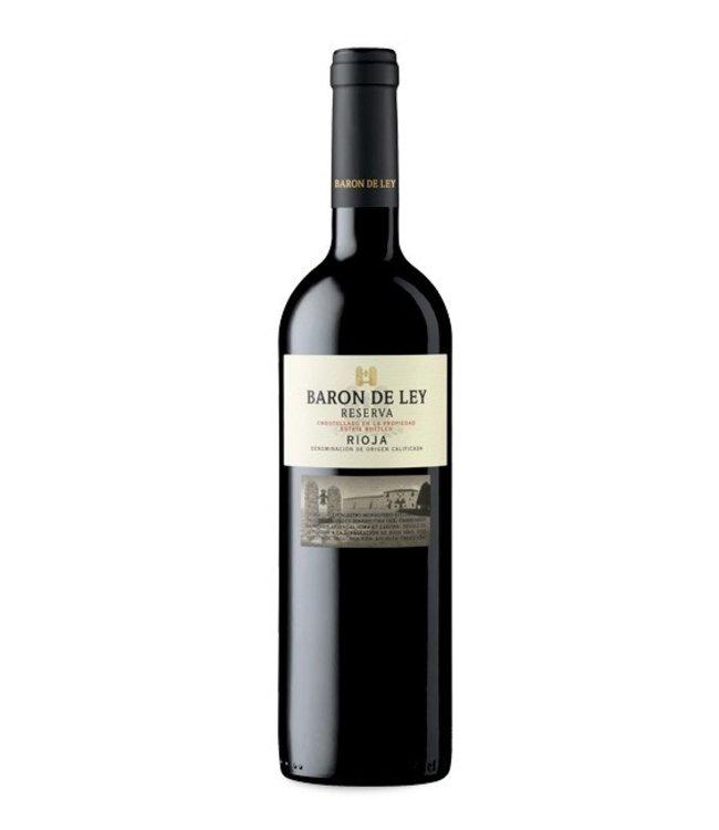"Reds other Rioja ""Reserva"", Baron de Ley, ES, 2014"