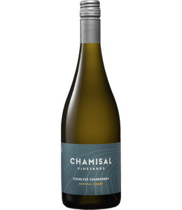 Chardonnay Chardonnay, Stainless, Chamisal Vineyards, Central Coast, CA, 2019
