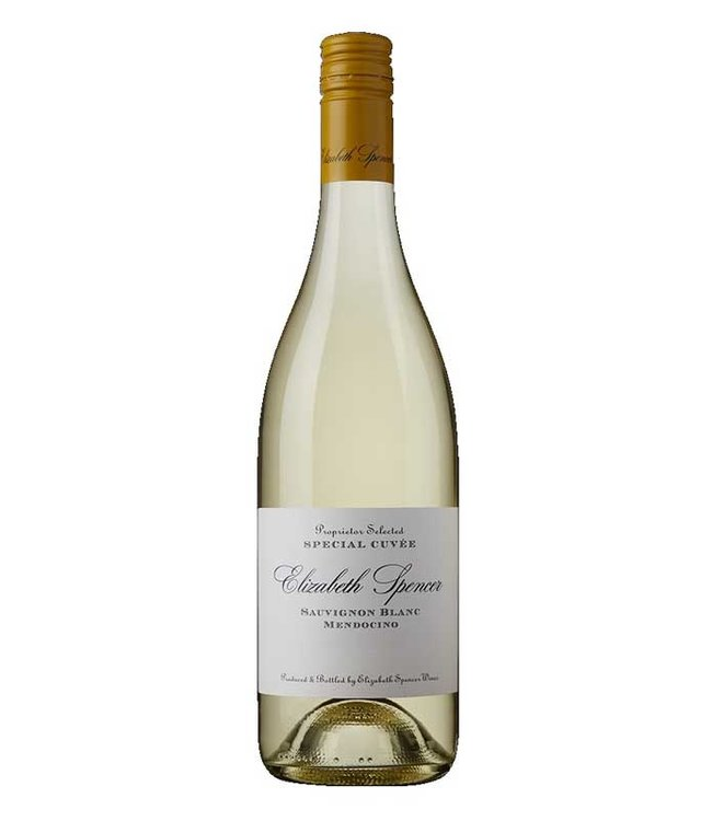 "Sauvignon Blanc Sauvignon Blanc ""Special Cuveé"", Elizabeth Spencer, Mendocino, CA, 2019"