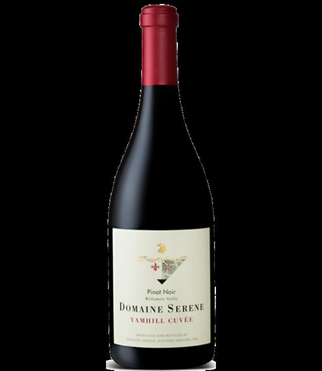 "Pinot Noir Pinot Noir ""Yamhill Cuvee"", Domaine Serene, Willamette Valley, OR, 2017"