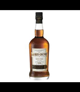 Bourbon, Daviess French Oak Casks