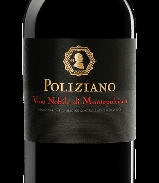 Vino Nobile di Montepulciano, Poliziano, Tuscany, IT, 2017