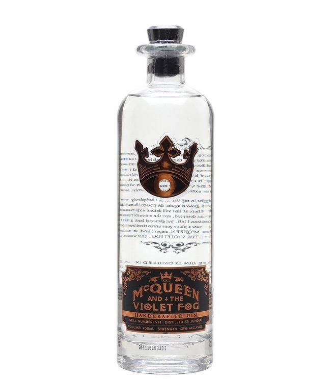 Gin, McQueen Violet Fog