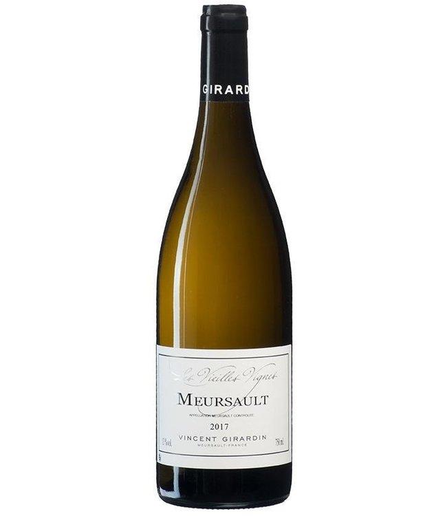 """Burgundy Meursault  """"Les Vieilles Vignes"""", Domaine Vincent Girardin, Burgundy, FR, 2017"""