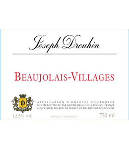 Reds other Beaujolais-Village, Joseph Drouhin, Burgundy, FR, 2018