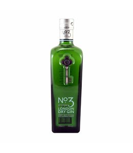 Gin Gin, No. 3 London Dry, Holland
