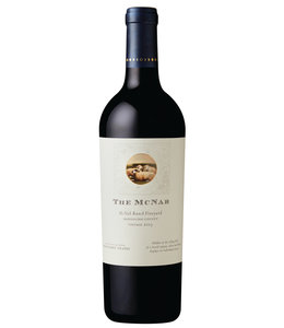 """Red Blend Red Blend """"The McNab"""", Bonterra, Mendocino County, CA, 2016"""
