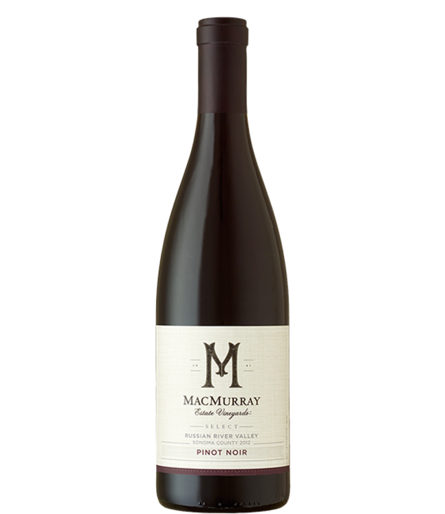 Pinot Noir, MacMurray, Russian River Valley, Sonoma, CA 2016