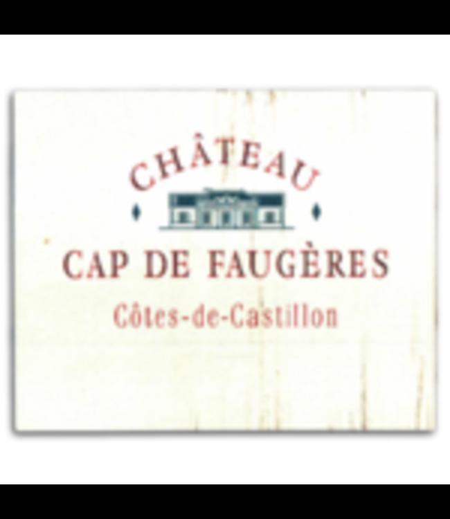 Bordeaux Blend / Meritage Château Cap de Faugères, Cotes de Castillon, FR, 2015