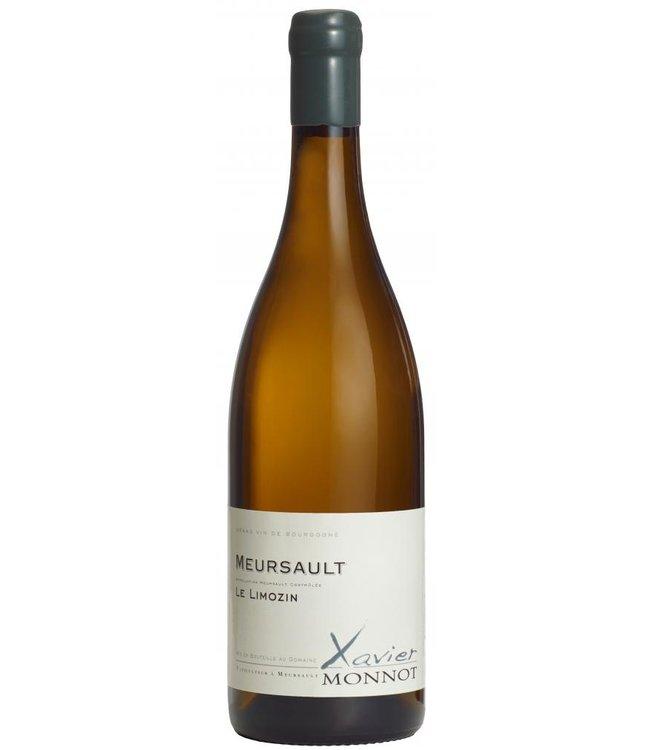 """Burgundy Meursault, """"Le Limozin"""", Xavier Monnot, Burgundy, FR, 2018"""