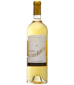 Bordeaux Blend / Meritage Chateau La Tour Blanche, Sauternes, FR, 2010 (375ml)
