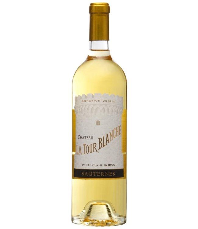 Bordeaux Blend / Meritage Chateau La Tour Blanche, Sauternes, FR, 2010 (375ml)