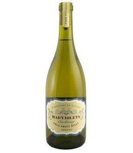 Chardonnay Chardonnay, Mad Violets, OR, 2016
