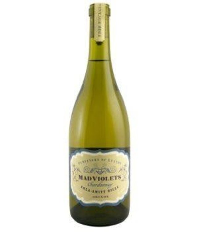 Chardonnay Chardonnay, Mad Violets, McMinnville, OR, 2016