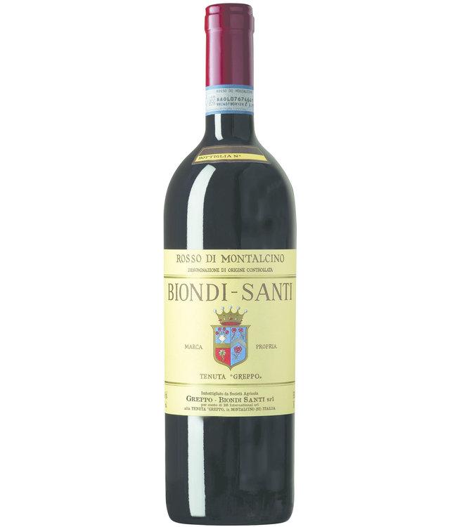 Rosso di Montalcino DOC, Biondi-Santi, Tuscany, IT, 2017