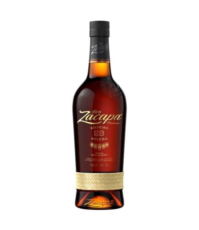 "Rum Rum, Ron Zacapa ""Sistema 23 Solera"", 1L"