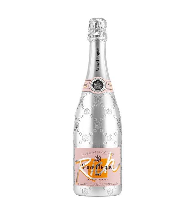 Champagne Champagne, Rich Rose, Veuve Clicquot, FR, NV