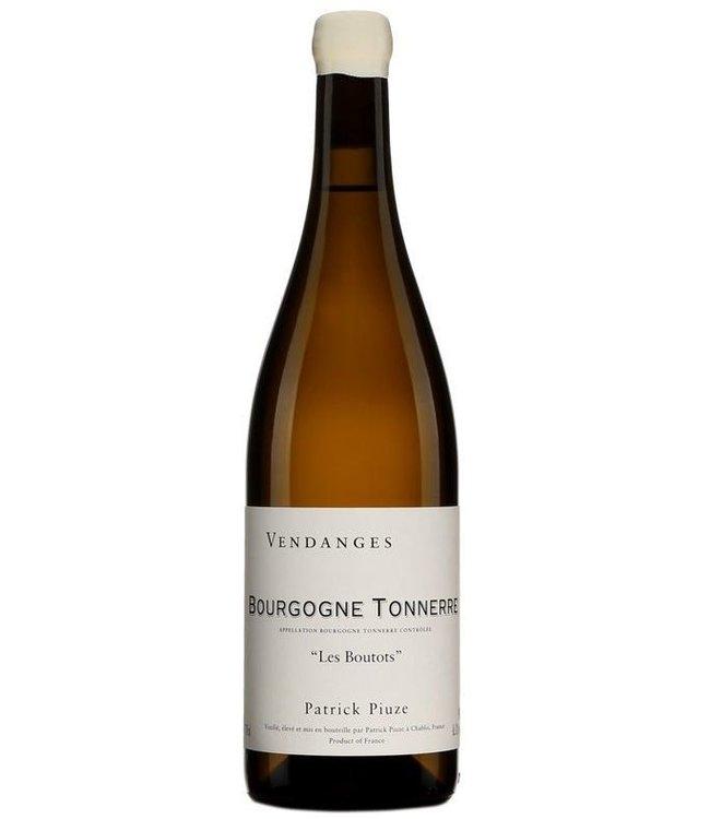 """Chardonnay Bourgogne Tonnerre """"Les Boutots"""", Patrick Piuze, FR, 2018"""