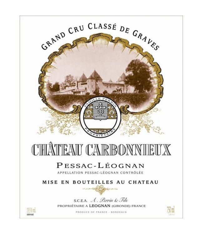 Sauvignon Blanc/Semillon Château Carbonnieux Blanc, Pessac-Leognan, FR, 2020 (Futures) 6-pack 6x750 ml