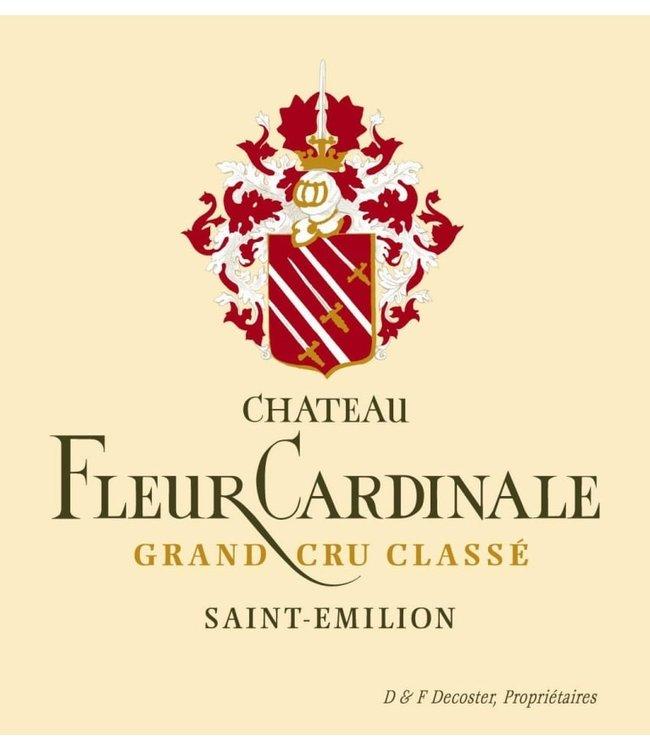 """Bordeaux Blend Château Fleur Cardinale """"Grand Cru Classe"""", St. Emilion, FR, 2020 (Futures) - 6 pack 6x750 ml"""