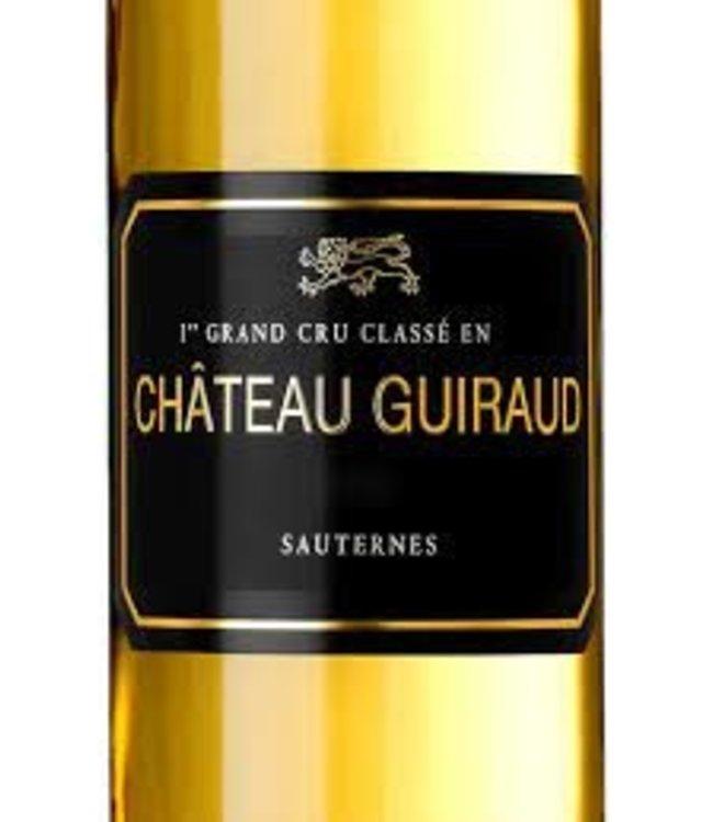 Sauvignon Blanc/Semillon Chateau Guiraud, Sauternes, FR, 2020 (Futures) 6-pack