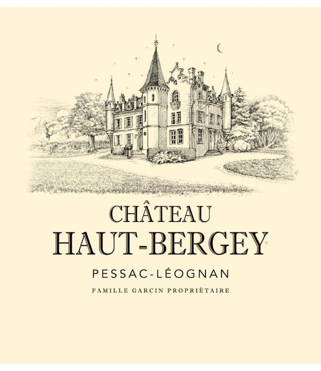 Bordeaux Blend Château Haut-Bergey, Pessac-Leognan, FR, 2020 (Futures) 6-pack 6x750 ml