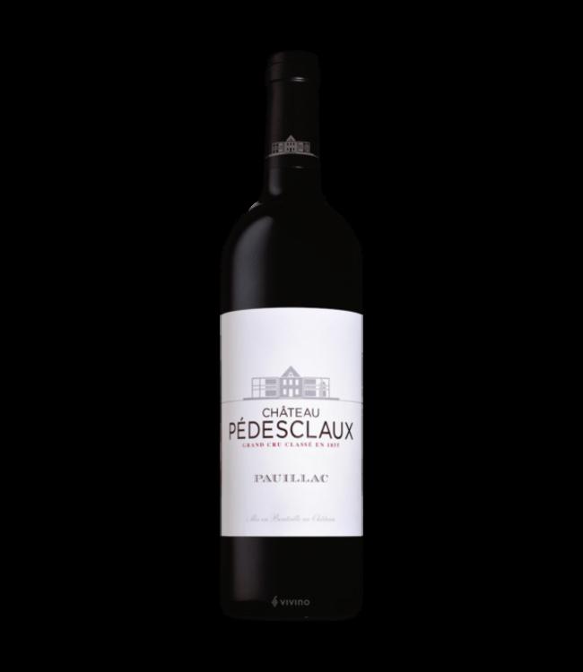 Bordeaux Blend Châteaux Pédesclaux, Pauillac, Bordeaux, FR, 2020 (Futures) 6-pack