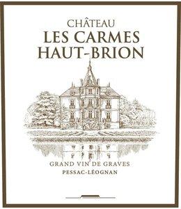 Bordeaux Blend Château Les Carmes Haut-Brion, Pessac-Léognan, FR, 2020 (Futures) 3-pack 3x750 ml