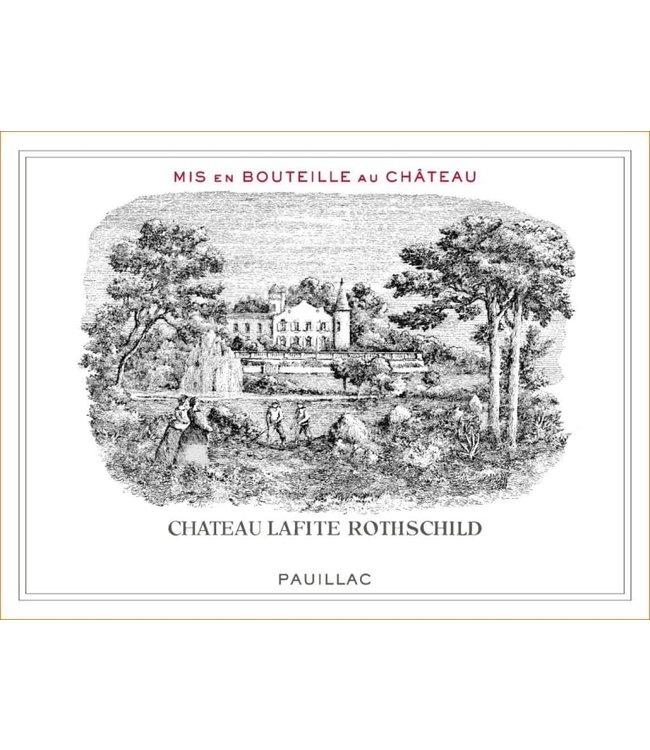 Bordeaux Blend Château Lafite Rothschild, Pauillac, FR, 2020 (Futures) 3-Pack 3x750 ml
