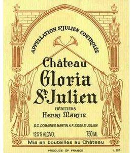Bordeaux Blend Château Gloria, Saint-Julien, FR, 2020 (Futures) 6-Pack 6x750 ml