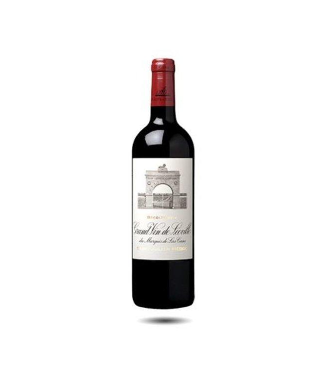 Bordeaux Blend Château Leoville Las Cases, St. Julien, FR, 2020 (Futures) 3-Pack 3x750 ml