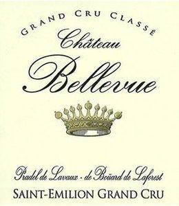 Bordeaux Blend Château Bellevue, St. Emilion, FR, 2020 (Futures) 6-Pack 6x750 ml