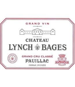 Bordeaux Blend Château Lynch Bages, Pauillac, FR, 2020 (Futures) 3-Pack 3x750 ml