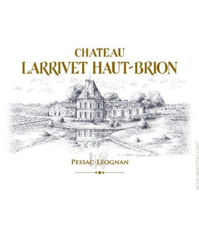 Bordeaux Blend Château Larrivet Haut-Brion, Pessac-Léognan, FR, 2020 (Futures) 3-Pack 3x750 ml