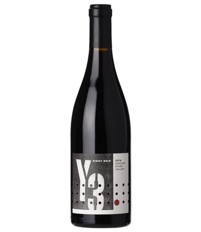 "Pinot Noir Pinot Noir ""Y3"", Jax Vineyards, Russian River Valley, CA, 2018"