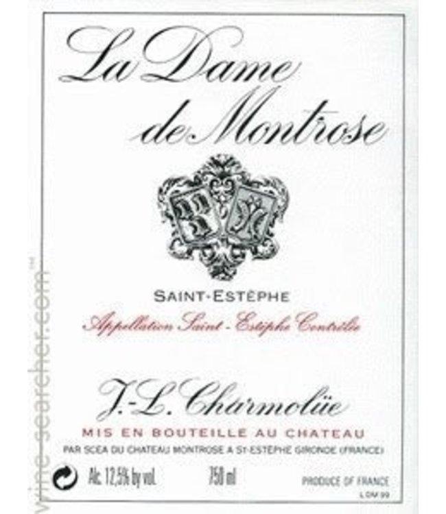 Bordeaux Blend Château La Dame de Montrose, St. Estephe, FR, 2020 (Futures) 6-Pack 6x750 ml