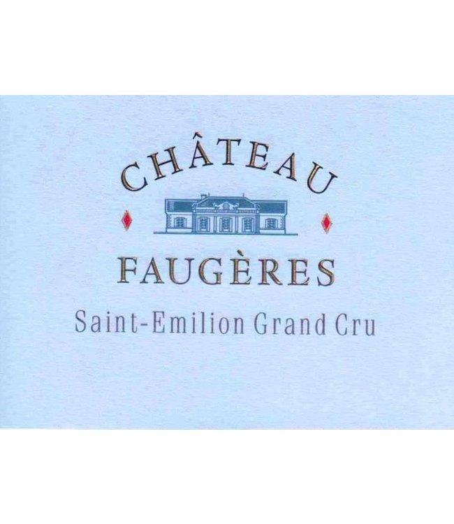 Bordeaux Blend Château Faugeres, St. Emilion, Bordeaux, FR,  2020, (Futures) 6-Pack 6x750 ml