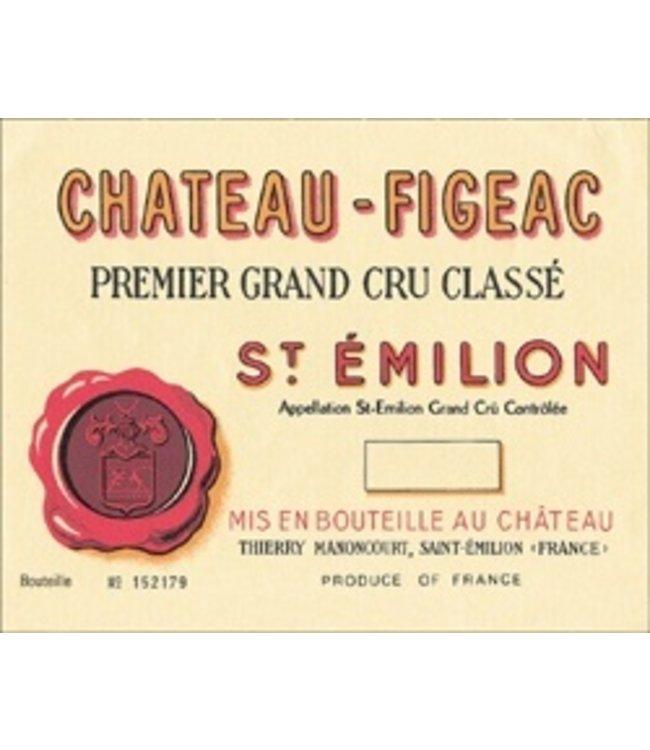 Bordeaux Blend Château Figeac, St. Emilion, FR, 2020 (Futures) 3-Pack 3x750 ml