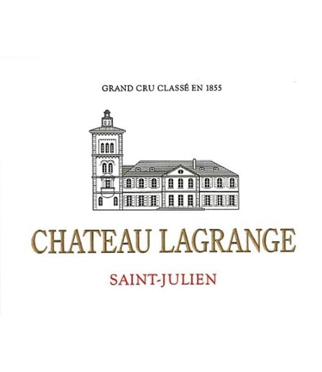 Bordeaux Blend Château Lagrange, St. Julien, FR, 2020 (Futures) 6-Pack 6x750 ml