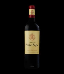 Bordeaux Blend Chateau Phelan Segur, St. Estephe, FR, 2020 (Futures) 6-pack 6x750 ml
